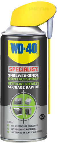 WD-40 SPECIALIST NETTOYANT CONTACT ACTION RAPIDE