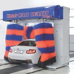 Car-Wash - Portique de lavage Christ Leanus